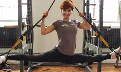 Circus Fitness with Roxy