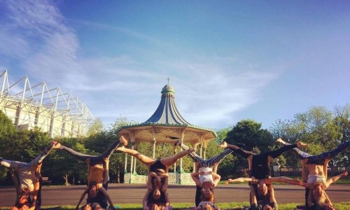 Newcastle AcroYoga Weekend (Early Bird Tickets) SOLD OUT