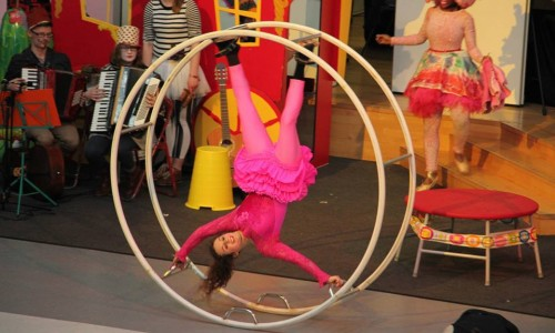 German Wheel with Fiona Cobb, 7.30-9pm Workshop