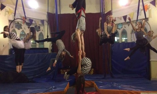 Upstart Aerial 13-16 years (Second half term)