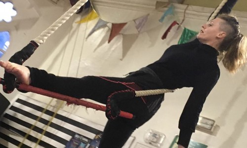 Beginners Aerial - Wednesdays (Second half term)